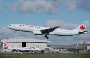 Air Canada Airbus A330-300 | Travelflight