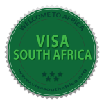 Visa South Africa logo
