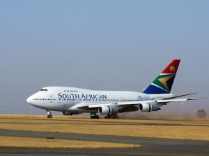 Flights South African Airways