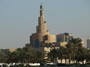 Doha religious centre | Travelflight