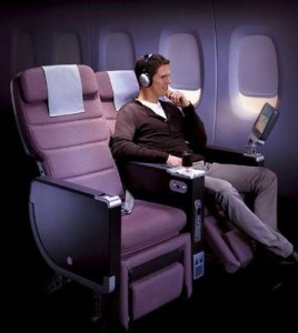 Flights Business Class
