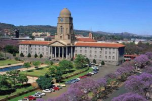 Flights to Pretoria