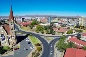 Flights to Windhoek