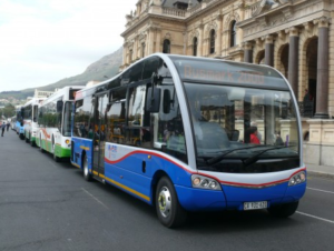 Public transport in Cape Town